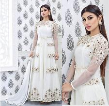 Indian Pakistani Heavy Georgette Salwar Kameez Anarkali Bollywood Party Dresses