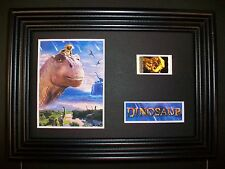 DINOSAUR Framed Movie Film Cell Memorabilia Compliments poster dvd book