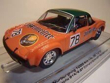 SRC Porsche 914/6 GT Nürburgring 1972 SRC01610 limit. Autorennbahn 1:32 Slotcar