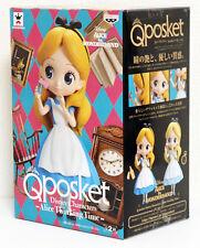 Banpresto Q Posket Qposket Disney Alice Thinking Time Figure Normal