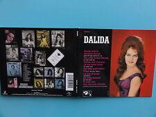 DALIDA Réédition vinyl en CD