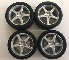AUTOart Roush Wheels And Tires 1/18 Mustang Roush Set Of 4 For Custom