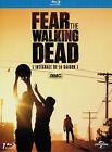 Fear the walking dead - Intégrale Saison 1 - Coffret 2 Blu Ray - TBE