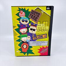 New listing South Park, Vol. 4 - Dvd - Very Good edition 1999