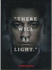 Gotham Season 1 Quotes Chase Card Q1 James Gordon