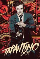 Quentin Tarantino Blechschild Schild gewölbt Metal Tin Sign 20 x 30 cm