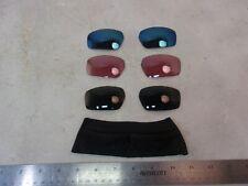 Smith Optics Slider Sunglass Sunglasses Lenses 3 Pair UNKNOWN MODEL