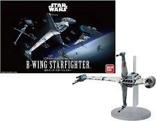 Star Wars B-Wing 1:72 Bandai Model Kit