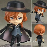 Nendoroid 676# Anime Stray Dogs Nakahara Chuya PVC Figure Model 10cm