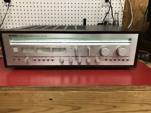 Legendary Yamaha CR-1040  Stereo Receiver ,  Near Perfect Cosmetically