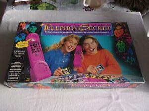 jeu de societe MB le telephone secret