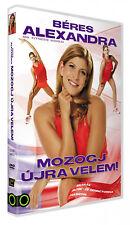 BÉRES ALEXANDRA: MOZOGJ ÚJRA VELEM! - HUNGARIAN DVD (2012)