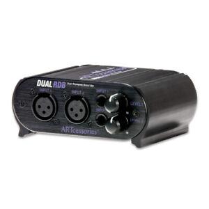 ART Dual RDB Passive DI & Re-Amping Box