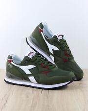 Diadora Scarpe Sportive Sneakers sportswear lifestyle N92 Uomo Verde Petrolio