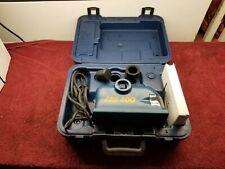 """Drill Doctor Journeyman 400 Drill Bit Sharpener w/Original Case 3/32"""" to 1/2"""""""