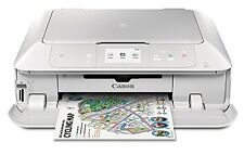 Canon PIXMA MG7720 White Wireless All-In-One Inkjet Printer