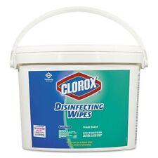 Clorox Disinfecting Wipes, 7 x 7, Fresh Scent, 700/Bucket - CLO31547