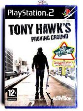 Tony Hawks's Proving Ground PS2 Playstation Nuevo Precinto Roto New PAL/SPA