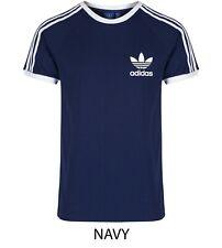 Adidas California Men T-shirt Essentials Originals Crew Neck Short Sleeve Gift