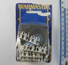 Warmaster Arqueros elfo noble ejército elfos de metal blister guerra Master 1999 K350