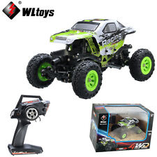 Wltoys 24438 1/24 2.4G 4WD Off-Road Remote Control Toy RC Racing Car