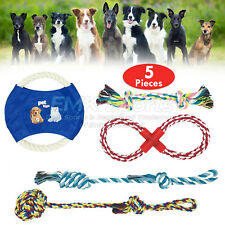 ROPE TOYS BEST DOG TOY CHEW KIT PET TOYS OTTERLY PUPPY DOG UK STOCK SETS 8 PIECE