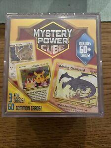 Pokemon Karten TCG - Mystery Power Cube Box - Sealed, Charizard