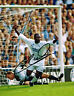 PROOF WIMBLEDON GOAL TONY YEBOAH SIGNED PHOTO AUTOGRAPH COA LEEDS UNITED UTD 2
