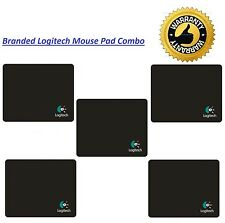 5 Pcs Logitech Comfort Mouse Pad Long Lasting with 2 month Warranty