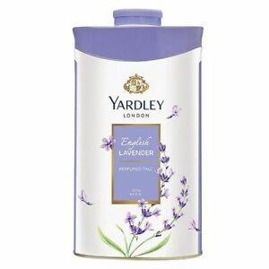Yardley London Perfumed Talc English Lavender Talcum Powder - Free Shipping