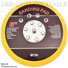 """6"""" Vinyl Face Sanding Pads (PSA) Non-Dust Collector For PSA Paper"""