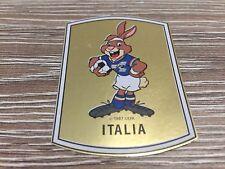 Sticker Panini Euro 1988 - Ek 88 - No. 76 Italy Logo - Original