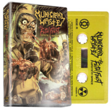 Municipal Waste The Fatal Feast Waste In Space CASSETTE Thrash Metal LMT to 200