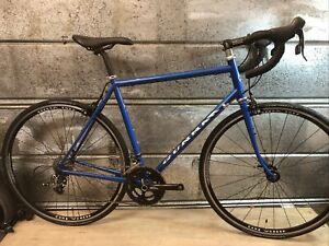 Gunnar Sport Road Touring Bike 56cm Blue Sram 2x10