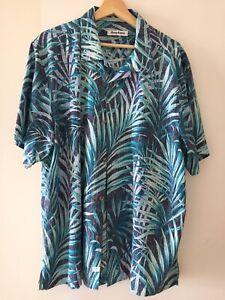 Tommy Bahama Mens Shirt Size Large