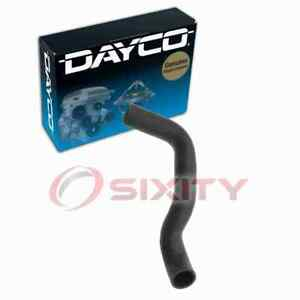 Dayco Lower Radiator Coolant Hose for 1999-2001 Mercedes-Benz ML430 Belts yg