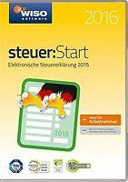 WISO steuer:Start 2016 (für Steuerjahr 2015) von Buh... | Software | Zustand gut