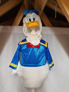 Disney Store Donald Duck Baby Costume 18-24 Months