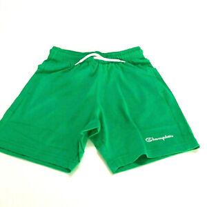 Champion Kids Shorts Training Sports Fashion Running Boy Fitness 305214-GS004