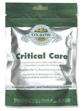 SALE Oxbow - Critical Care Pet Sachet - 141g