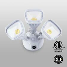 Security Lights Outdoor Flood Light LED Dusk to Dawn Photocell Sensor Waterproof