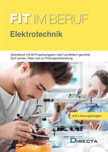 Fit im Beruf Elektrotechnik Directa Buch NEU
