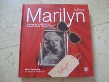 Marilyn Monroe *RARE* OOP personal memorabilia collection FANTASTIC H/C Book