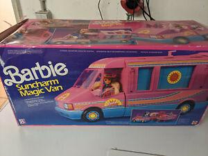 Suncharm Western Fun Magic Van  Barbie Camper Wohnmobil in OVP