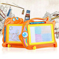 KQ_ JW_ Magnetic Drawing Board Sketch Pad Erasable Writing Craft Art for Childre
