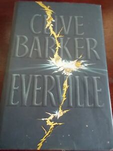 Everville by Clive Barker Harpers Collins 1994 Hard cover
