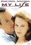 My Life  - Michael Keaton, Nicole Kidman, Queen Latifah 1993 (DVD, 2001) PG-13