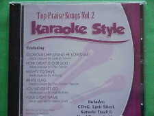 Top Praise Songs~#2~Christian~Daywind~Karaoke Style ~ How Great is Our God ~CD+G
