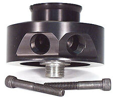 Canton Racing Products 22-541 Remote Oil Cooler Sandwich Adapter SB-Chevy