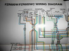 fzr wires ebay rh ebay ca Yamaha FZR 600 FZR 600R 1994
